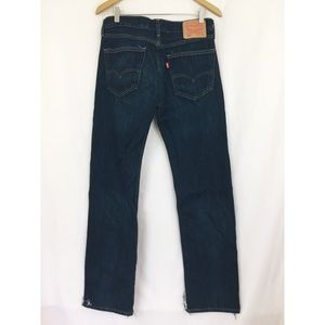 Levis 505 Jeans Mens 32x34 (fits like 33x33)